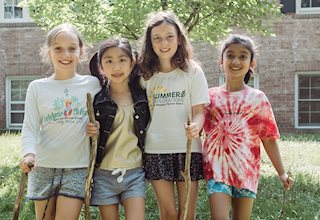 The Elisabeth Morrow School's Summer Explorations - ON-SITE CAMP