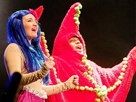 The Little Mermaid at The Jay and Linda Grunin Center for the Arts