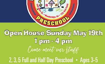 Preschool Open House at Kidsports in Woodbridge