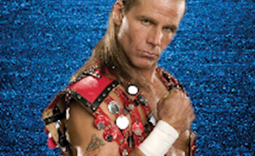 WWE Hall of Famer Shawn Michaels