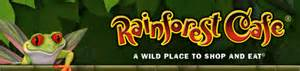 Rainforest Cafe - A Wild Place to Shop and Eat