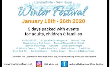 Winter Festival in Labmertville/New Hope