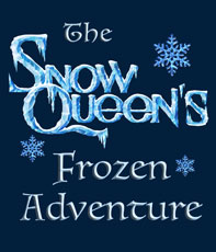 The Snow Queen's Frozen Adventure at Music Mountain Theatre