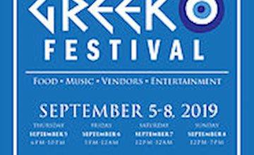 42nd Annual St. Demetrios Greek Festival