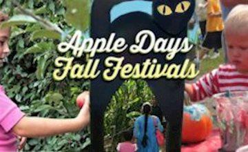 Apple Days Fall  Harvest Festival at Terhune Orchards