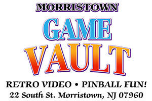 Morristown Game Vault