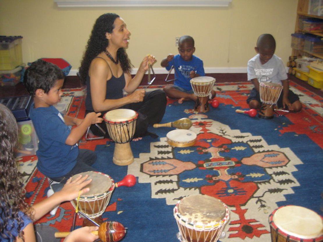 Progressive Language Institute:  Music awakens our children's inner powers allowing them to acquire new language skills