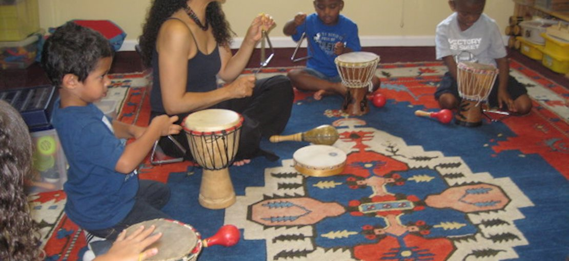 Progressive Language Institute:  Music awakens our children's inner powers allowing them to acquire new language skills