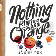 Nothing Rhymes with Orange at Barnes and Noble