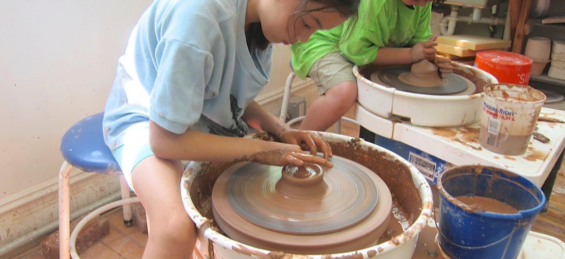 Children/Teen Ceramics Classes