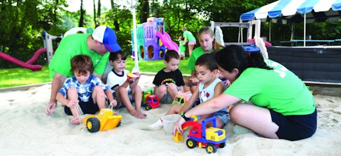 Social skills training plays a big role at Harbor Haven for all ages in both group formats and facilitation while at play.