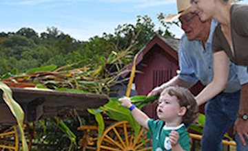 Fall Harvest Fest at Fosterfields Living Historical Farm