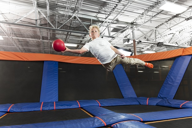 Open Play Dodgeball at Sky Zone