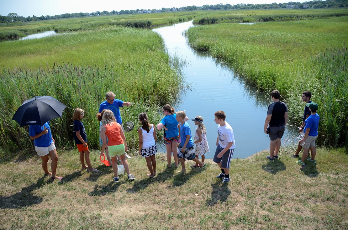 All ages can experience New Jersey's nature and history hands-on with nature walks, lectures, group discovery activities, Native American lifestyles and marine science programs available at the group's location or a county park.