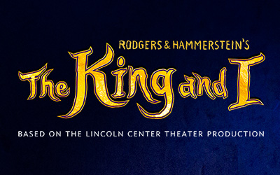 The King and I at The State Theatre New Jersey