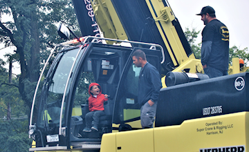 Whippany Railway Museum's Touch-A-Truck 2 & Train Ride