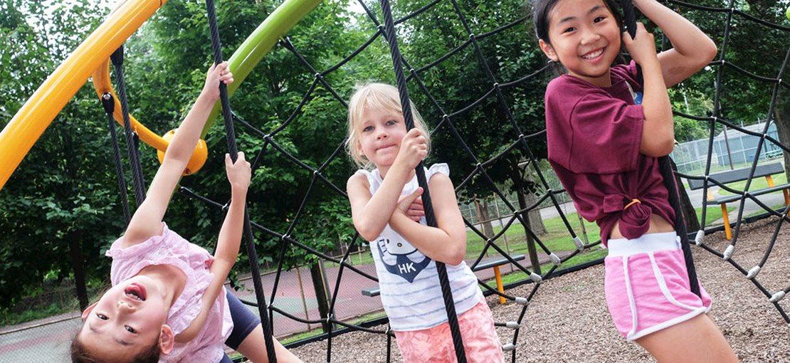International Chess Academy Summer Camp - Outdoor Playground Fun