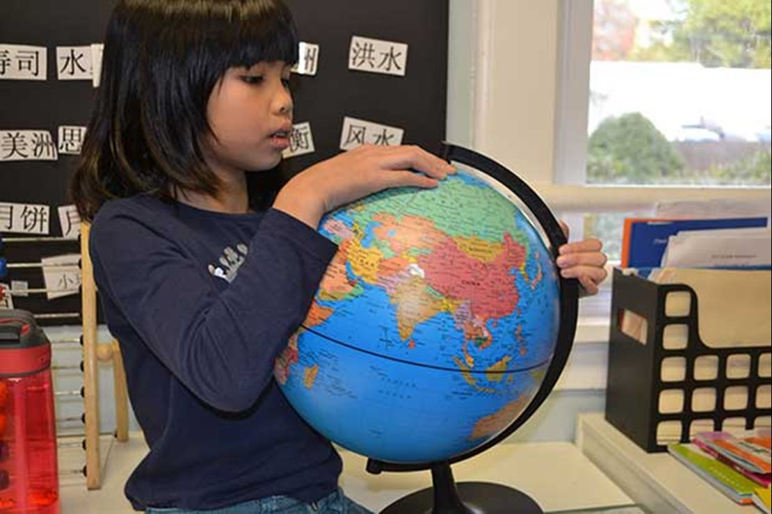 Instruction across curricular areas helps students to make associations with their growing understanding of the world.