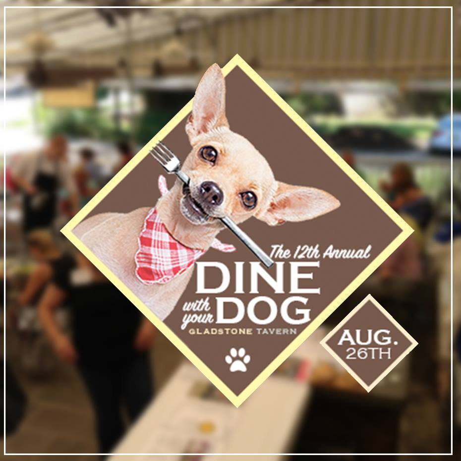12th Annual Dine With Your Dog Event