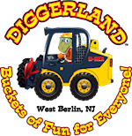 Diggerland USA - Construction Theme Park