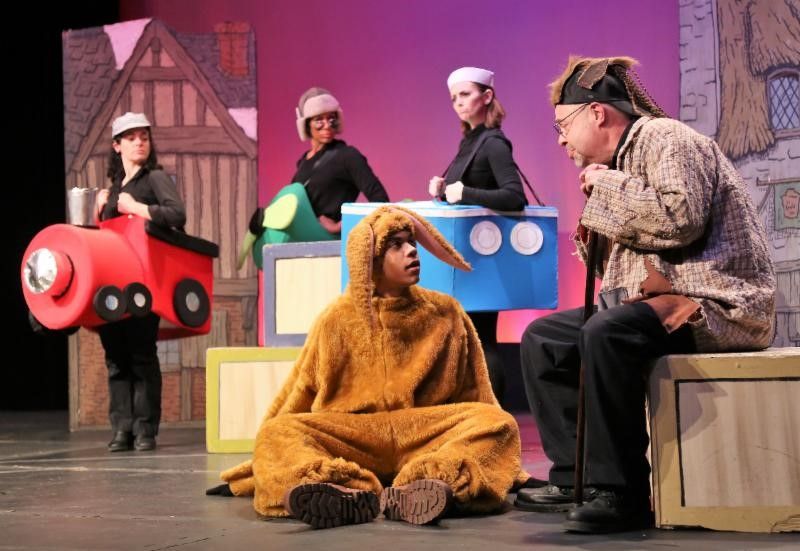 NJ Theatre Alliance Stages Festival presents The Velveteen Rabbit