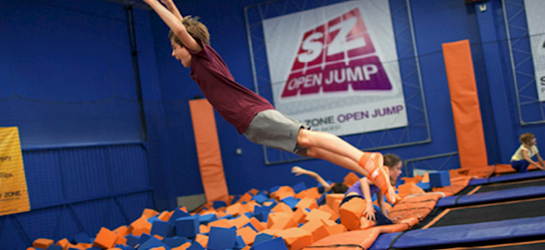 Fly without Fear into the Foam Zone-soft landings for huge air!