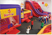 Paramus BounceU Black Friday 'N Shop event