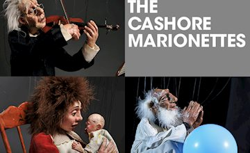 The Cashore Marionettes at UCPAC