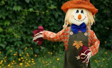 Scarecrow Stroll-Main Street-Hackettstown