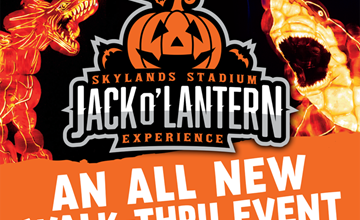 Jack-O-Lantern Experience at Skylands Stadium