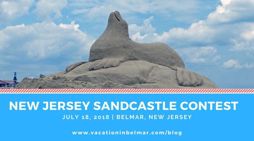 2018 New Jersey Sandcastle Contest