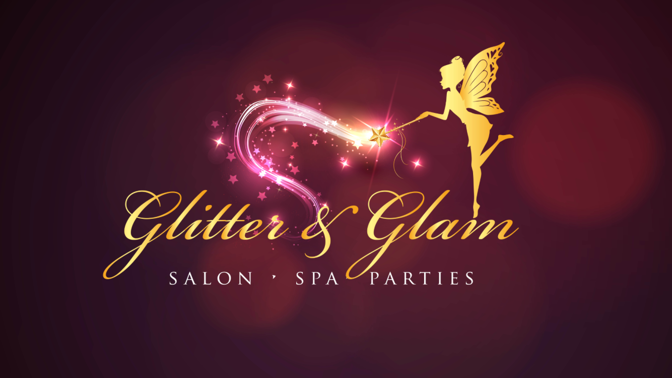 Glitter and Glam - Spa / Makeover Party
