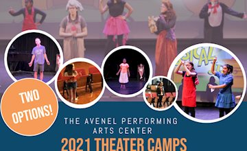 Avenel Performing Arts Theater Camps