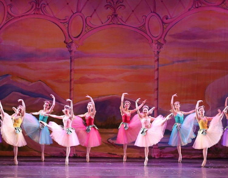 American Repertory Ballet's NUTCRACKER at The Union County Performing Arts Center