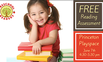 FREE Reading Assessment (Ages 3-5)