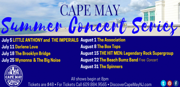 Cape May Summer Concert Series