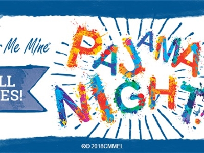 Pajama Nights at Color Me Mine