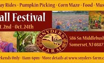 Fall Festival-Snyder's Farm-Somerset