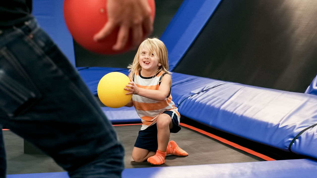 Toddler Time at Skyzone Allendale (Bergen County)