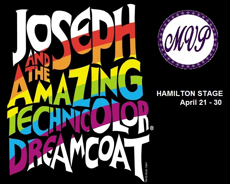 Joseph and the Amazing Technicolor Dreamcoat at Hamilton Stage