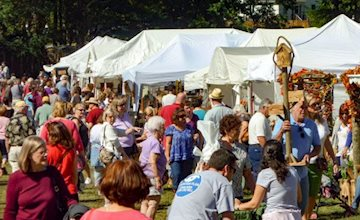 Chester's 23rd Annual SPRING Chester Craft Show