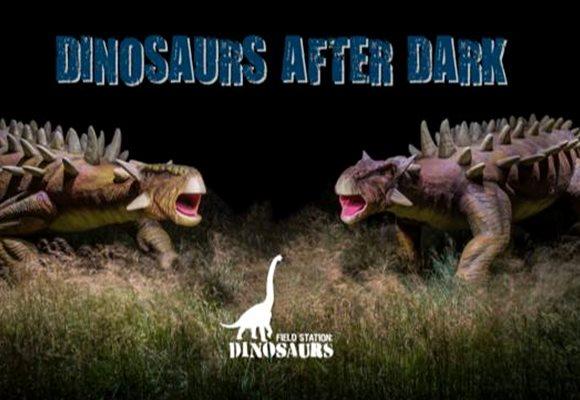 Dinosaurs After Dark-Field Station Dinosaurs-Leonia