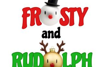 Frosty and Rudolph at Music Mountain Theatre