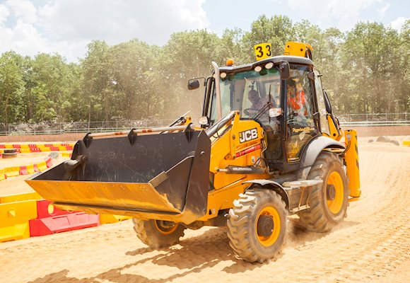 Special Abilities Night at Diggerland