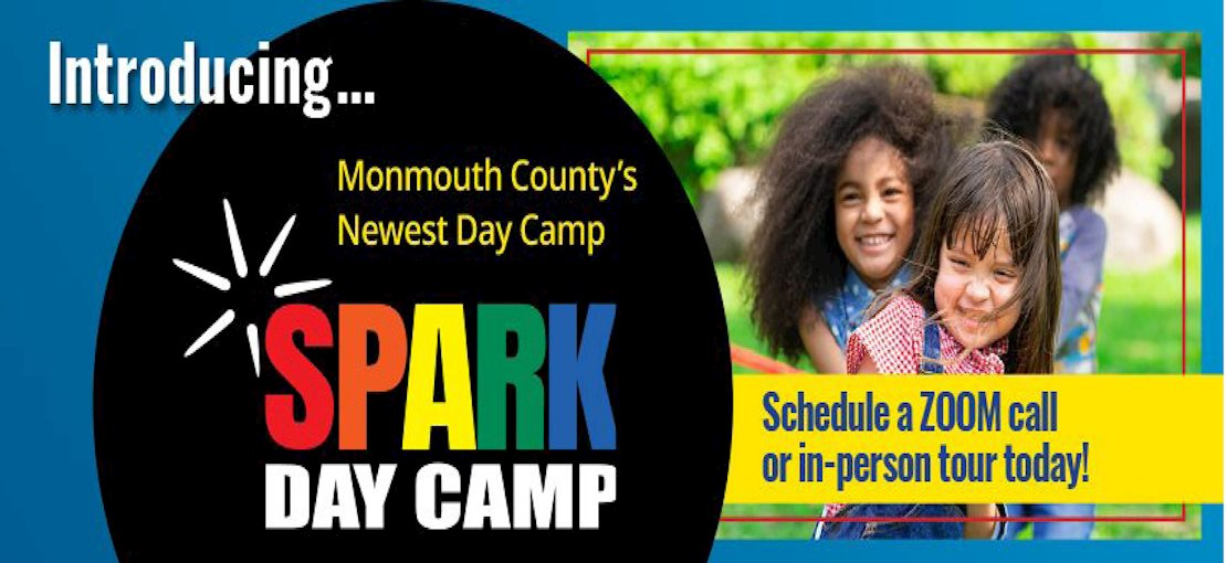 Spark Day Camp located in Monmouth County, NJ