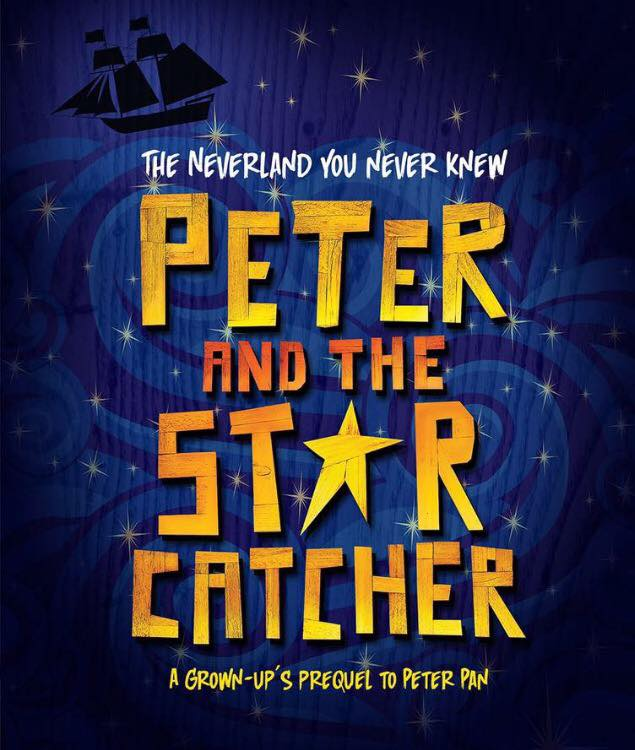 Peter and the Starcatcher at the Eagle Theatre