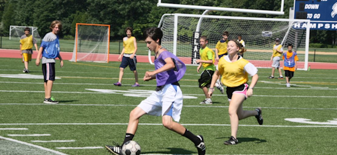 Sport Activities: Soccer, Basketball,  Archery, Tennis and more