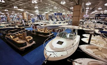 Progressive® Insurance Atlantic City Boat Show® at Atlantic City Convention Center