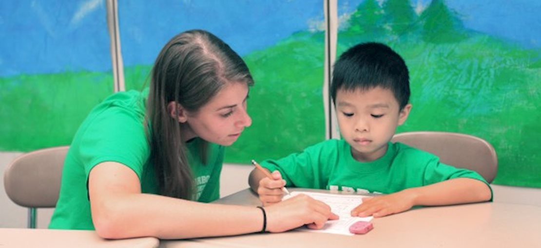 Daily academic reinforcement is provided in small group formats with lots of individual attention.