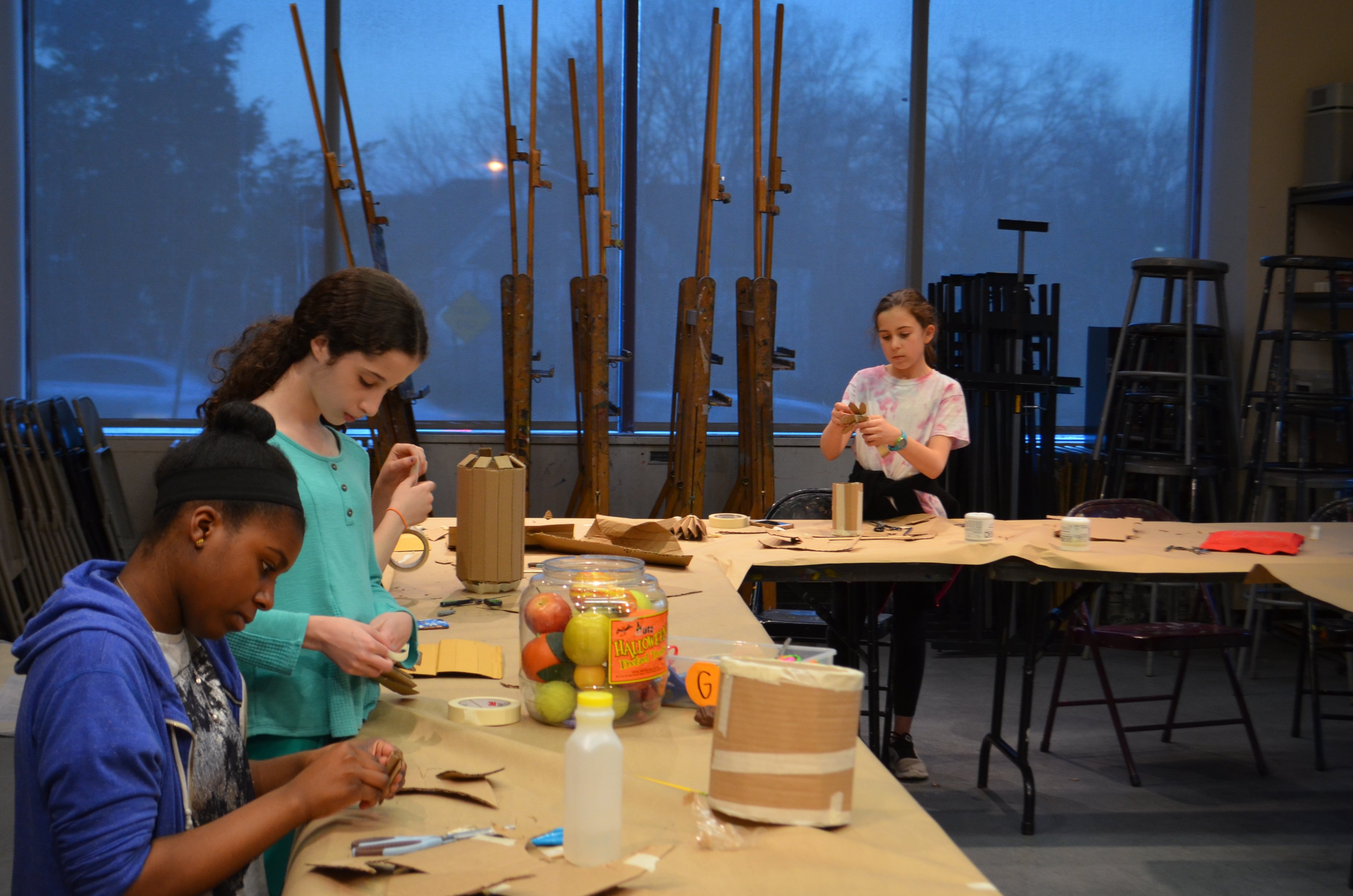 Home School Day at MontclairArt Museum